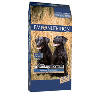 PMI Nutrition Canine Advantage Formula