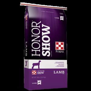 Purina Show Lamb