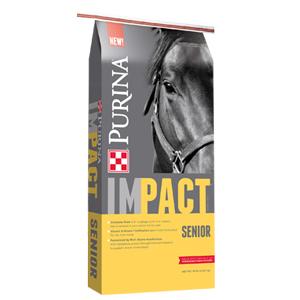 Purina® Impact® Professional Senior Horse Feed