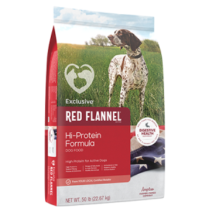 Red Flannel Hi-Protein Formula