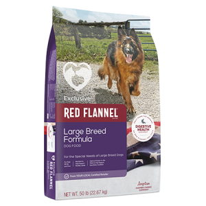 Red Flannel® Large Breed Adult Formula