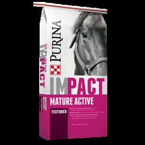 Purina Impact Mature Active Textured