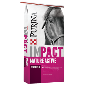 Purina Impact Mature Active Horse Textured