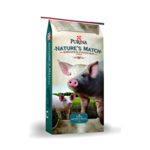 Nature's Match Grower Finisher Feed