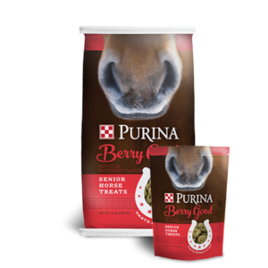 Purina® Berry Good® Senior Horse Treats