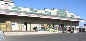 Old Mill Country Store locations: Ellensburg
