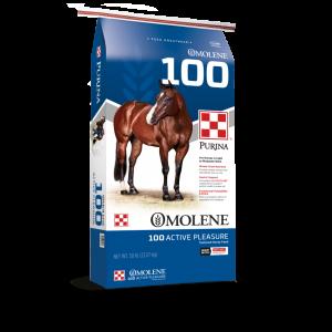 Omolene #100 Active Pleasure Horse Feed
