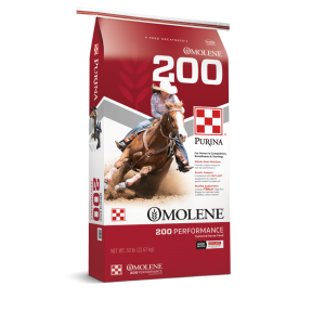 Omolene #200 Performance Horse Feed